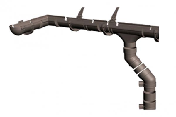 Водосточные системы Docke